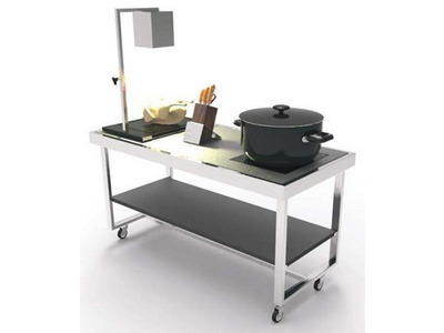 Flexi F&B Cooking Station